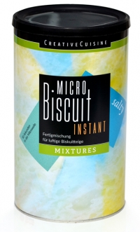 MicroBiscuit Instant salty