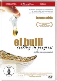 el bulli - cooking in progress (DVD)